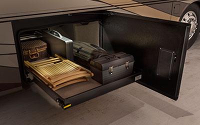 RV Cargo tray