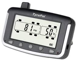 RV TPMS display
