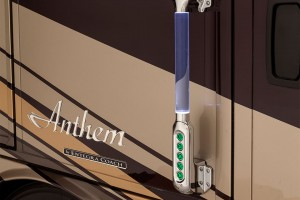 RV Keyless entry