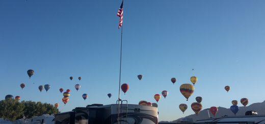 Albequerque Balloon Fest
