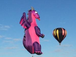 Dragon Baloon