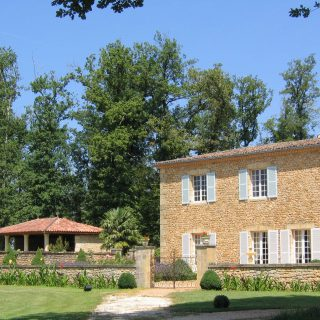 Our house in France