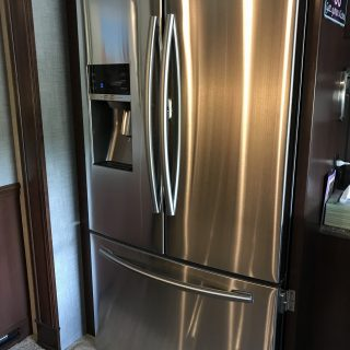 Entegra fridge replacement