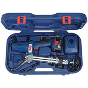 RV electric grease gun perfect for your RV or car