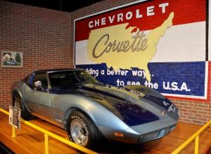 1 Corvette Museum