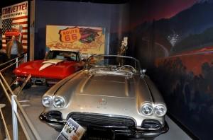 2 Corvette Museum