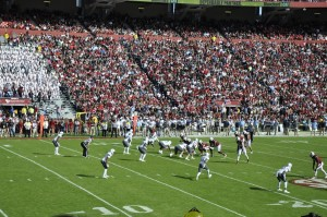 Carolina College Football Game 4
